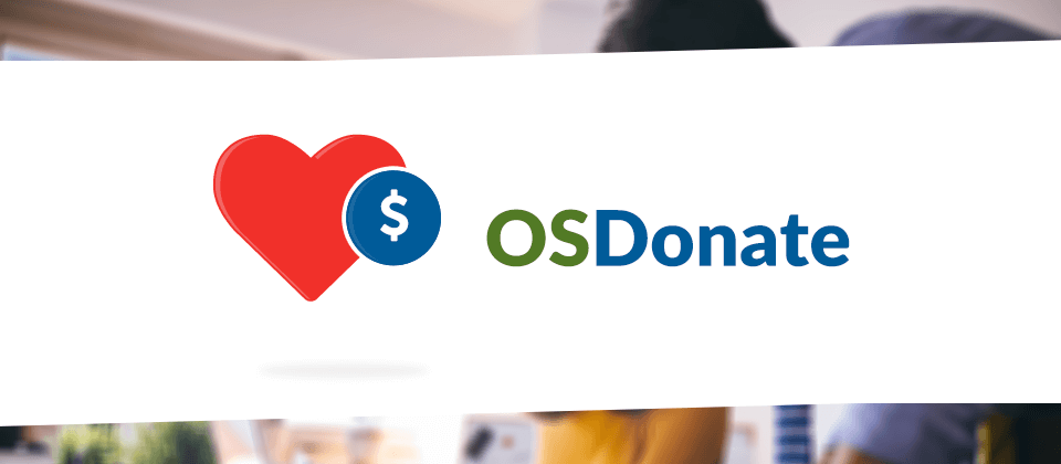 OSDonate joomla donation extension