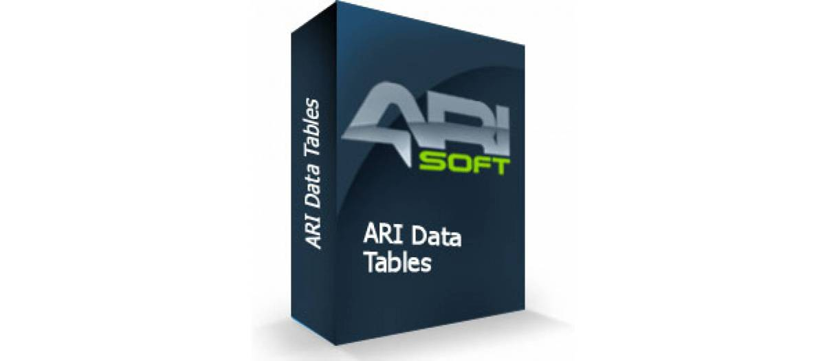 ARI Data Tables