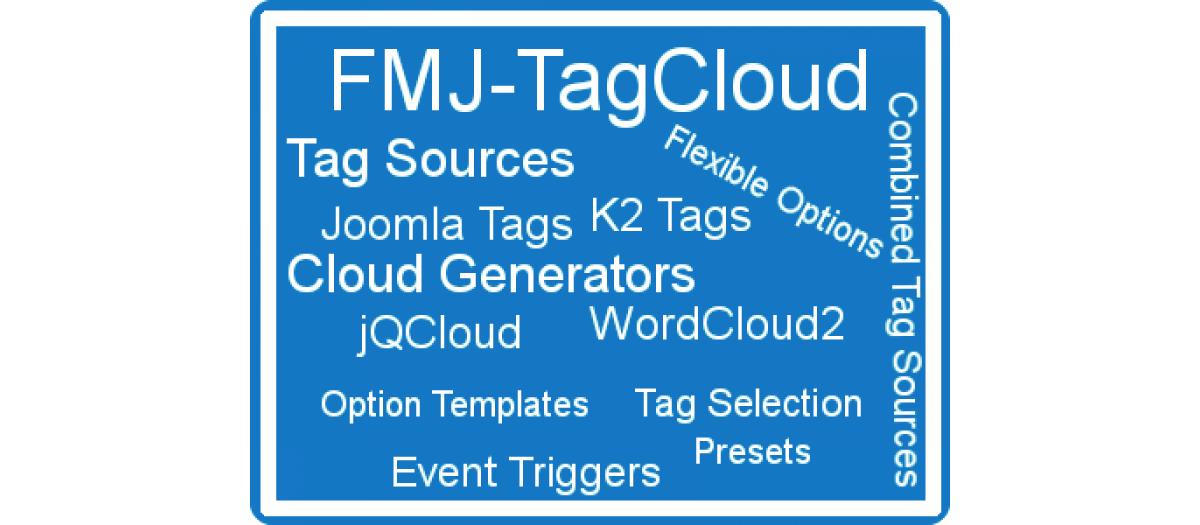 FMJ Tag Cloud PRO