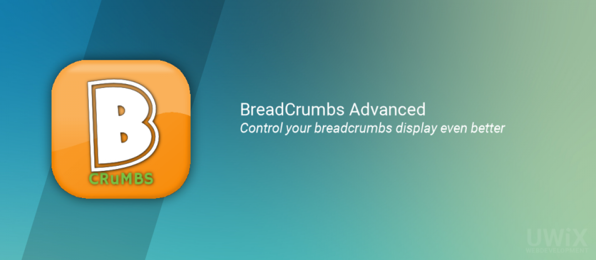 BreadCrumbs Advanced
