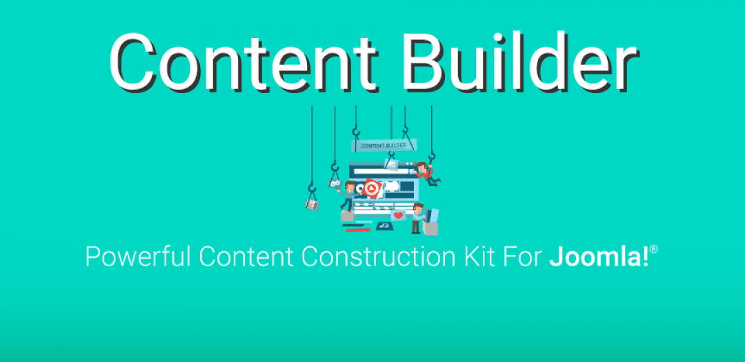 Top 10 Best Joomla Content Construction Extension In 2020