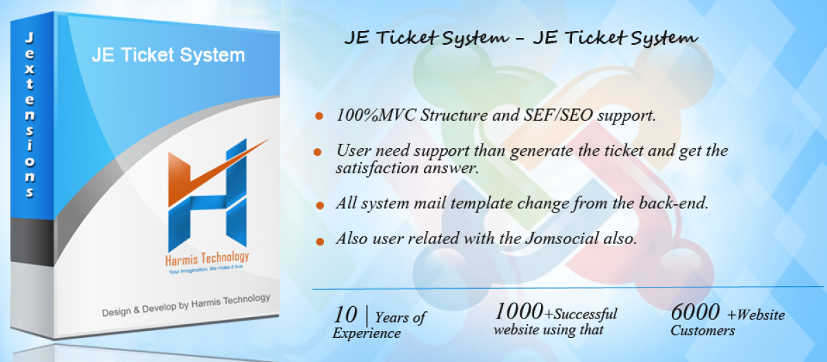JE Ticket System