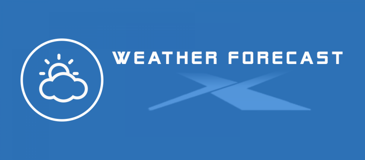 JUX Weather Forecast