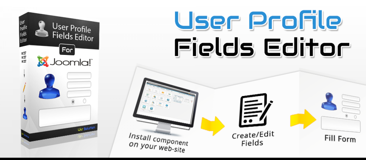 User Profile Fields Editor