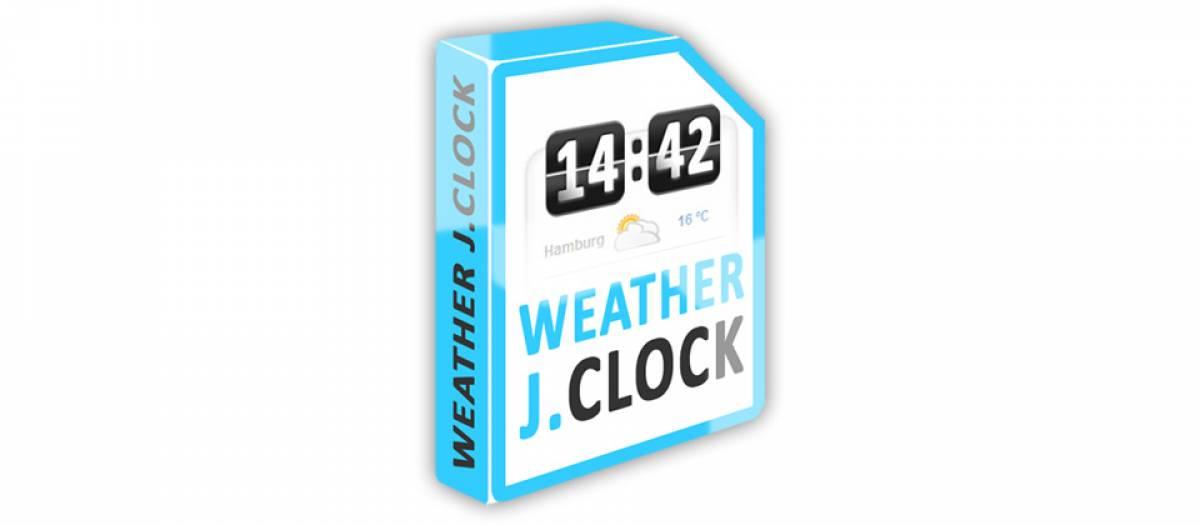 Weather J.Clock