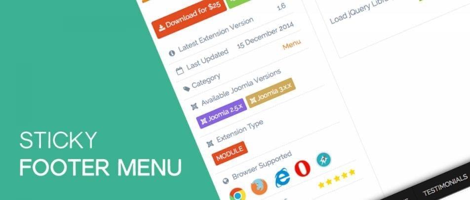 Top 10 Best Joomla Menu System Extension In 2021