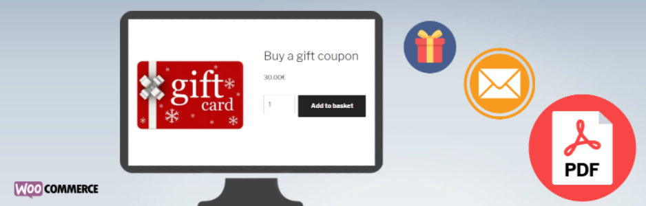WooCommerce Gift Coupon