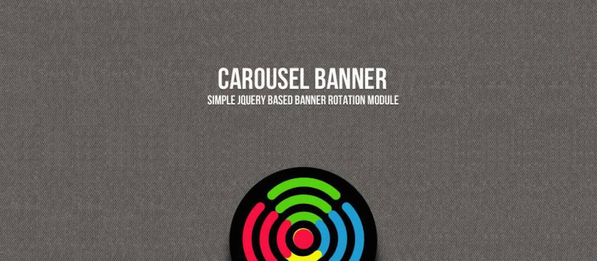 Carousel Banner