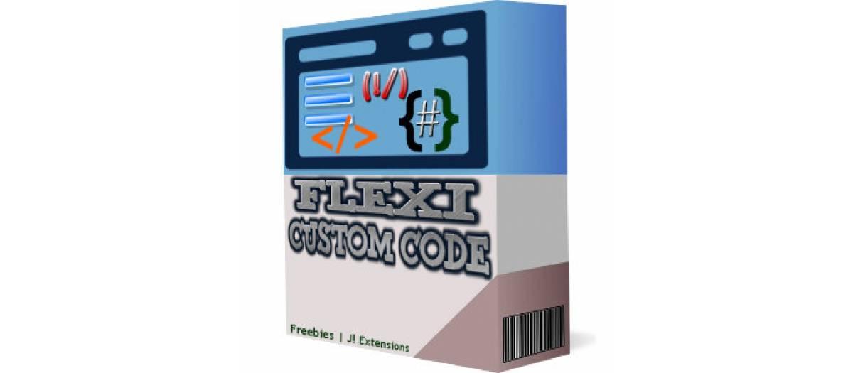 Flexi Custom Code