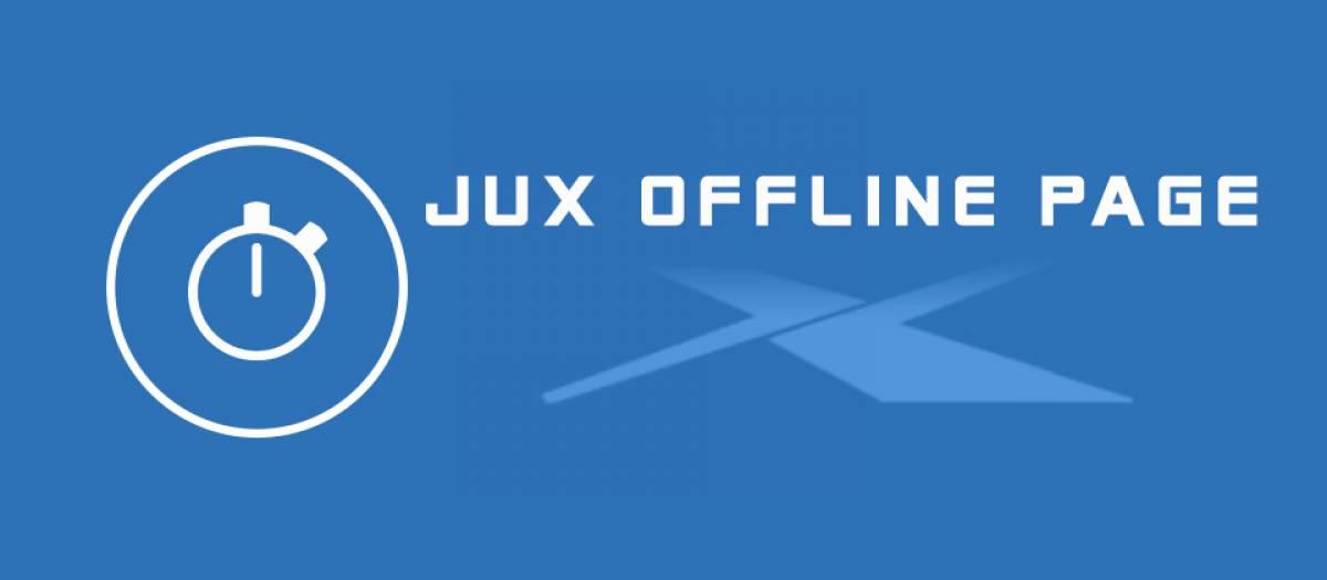 JUX Offline Page