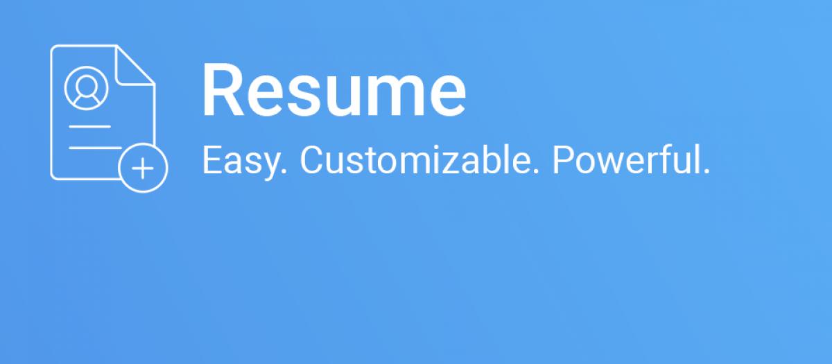 POWr Resume