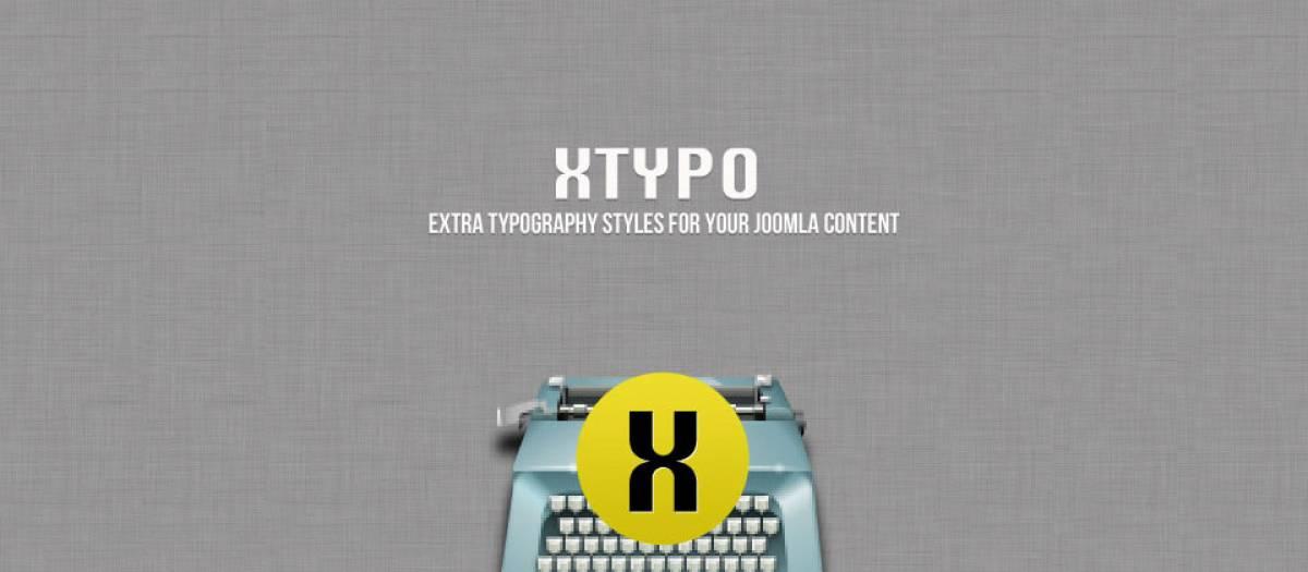 XTypo