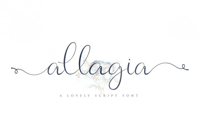 allagia-script-font