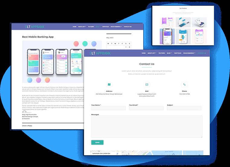 lt-appbank-free-wordpress-theme-contact