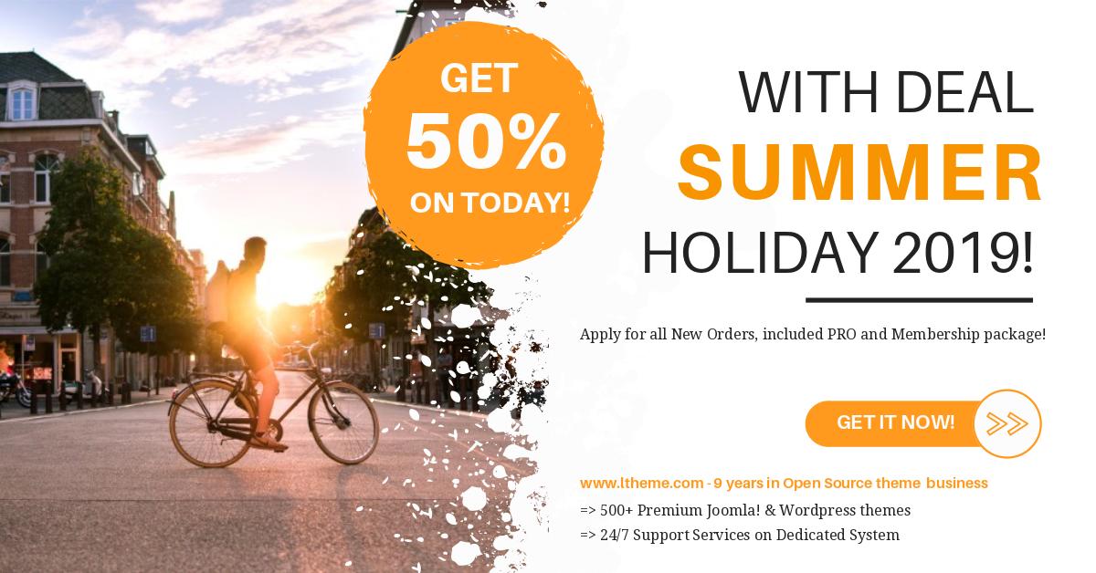 500+ Best Free Joomla templates & Wordpress themes 2019 - L THEME