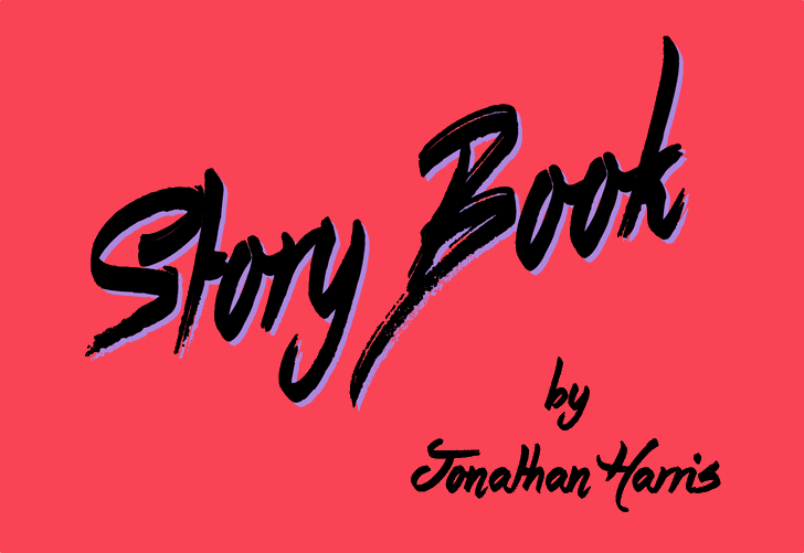 Free Story Book Font