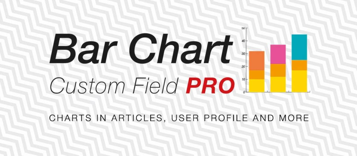 Bar Chart Custom Field Pro