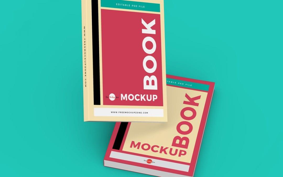 Stylish Branding Book Free PSD Mockup