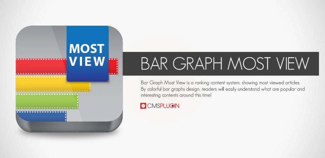 Bar Graph Most View