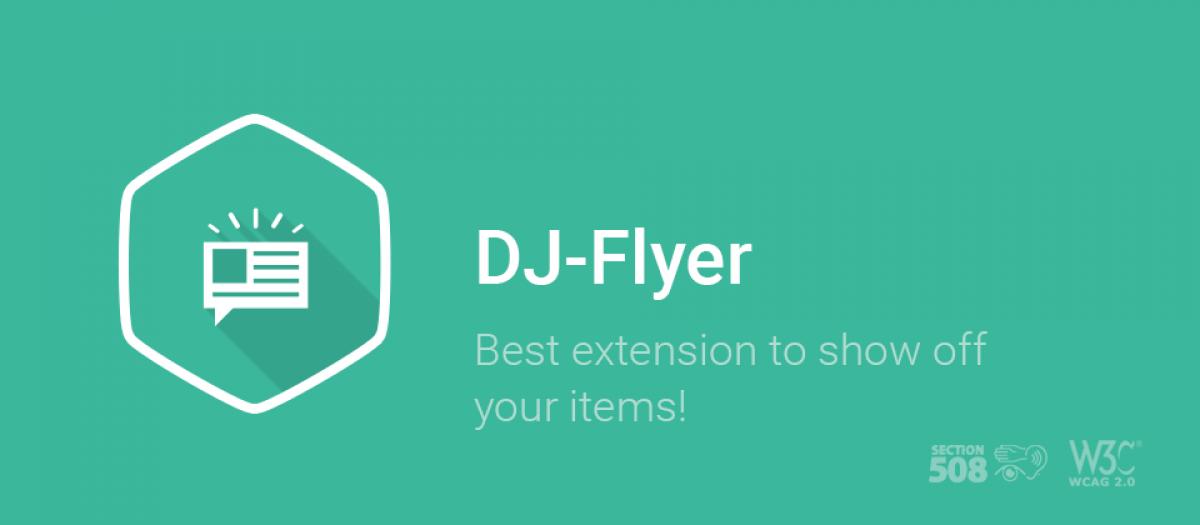 DJ-Flyer