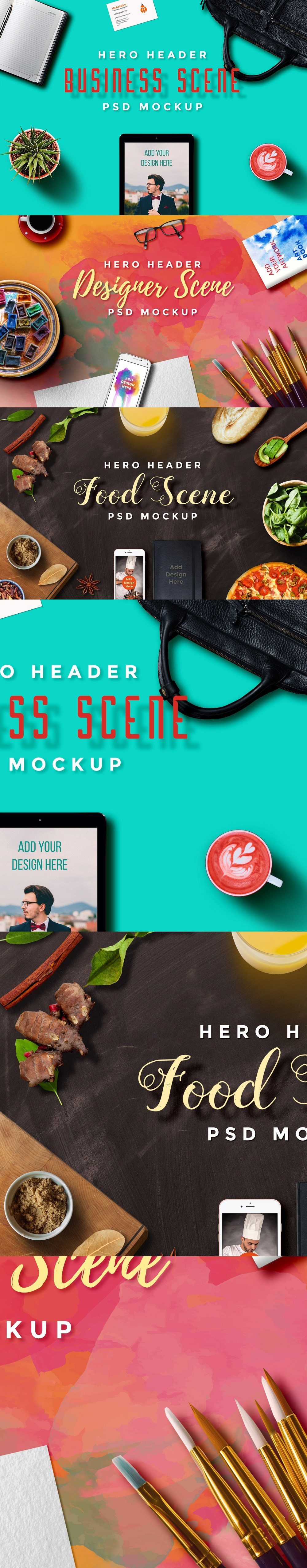 Hero-Header-Scene-Mockup-Templates
