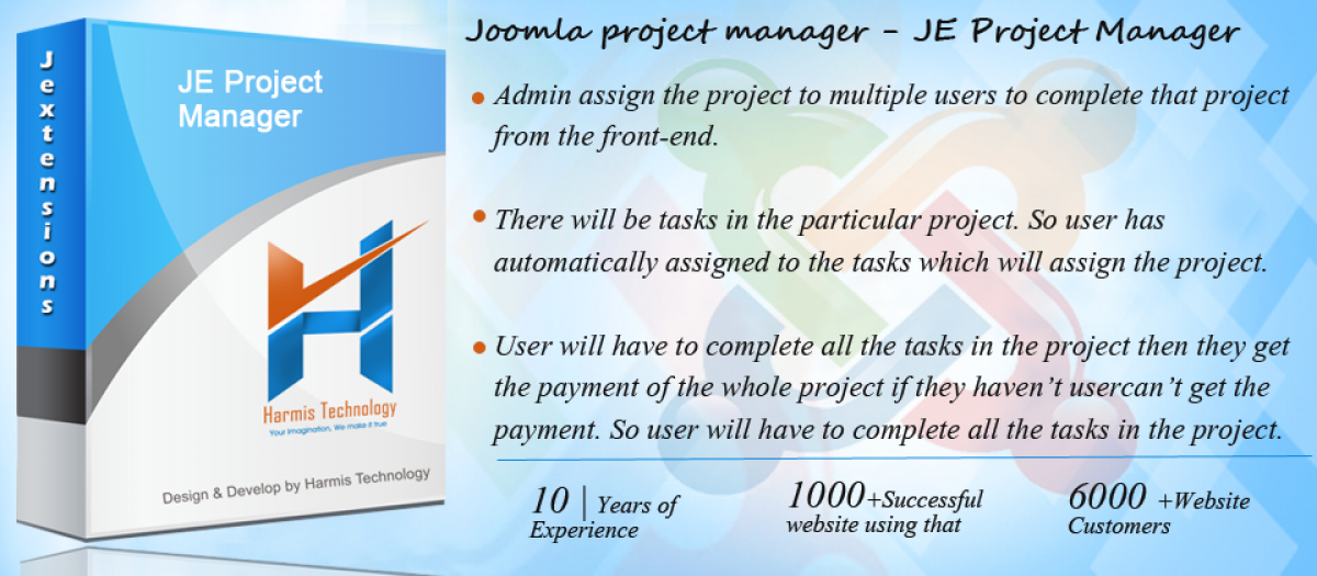 JE Project Manager