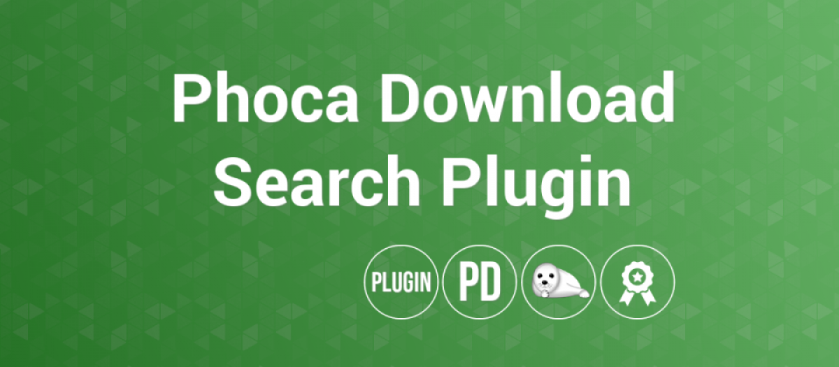 Phoca Download Search
