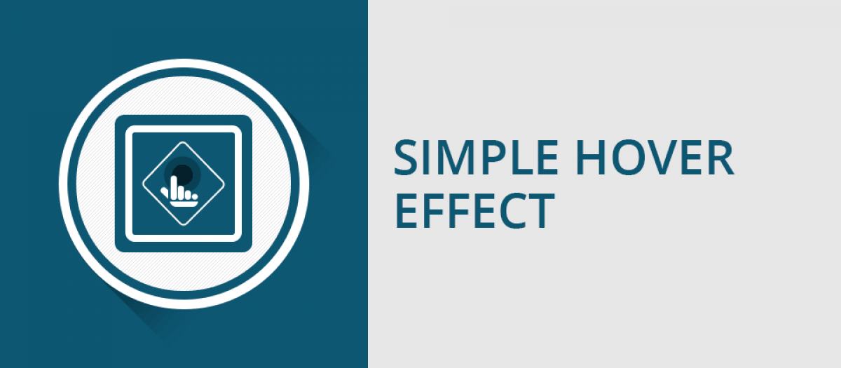 Simple Hover Effect