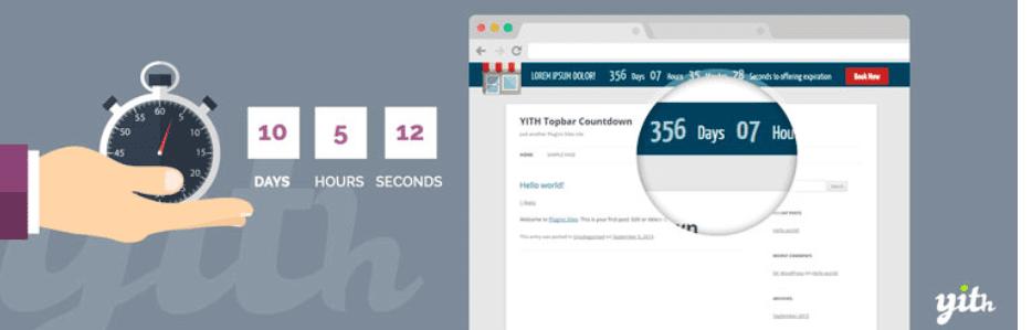 Top 10 Amazing WordPress Countdown Plugin In 2019