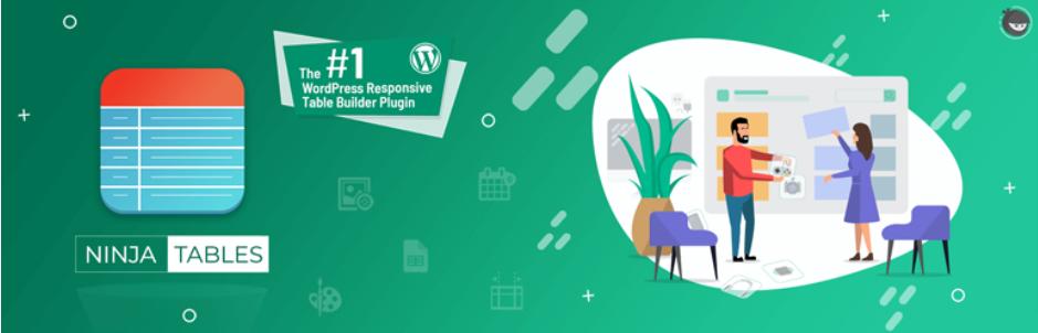 Ninja Tables – Best WP DataTables Plugin for WordPress
