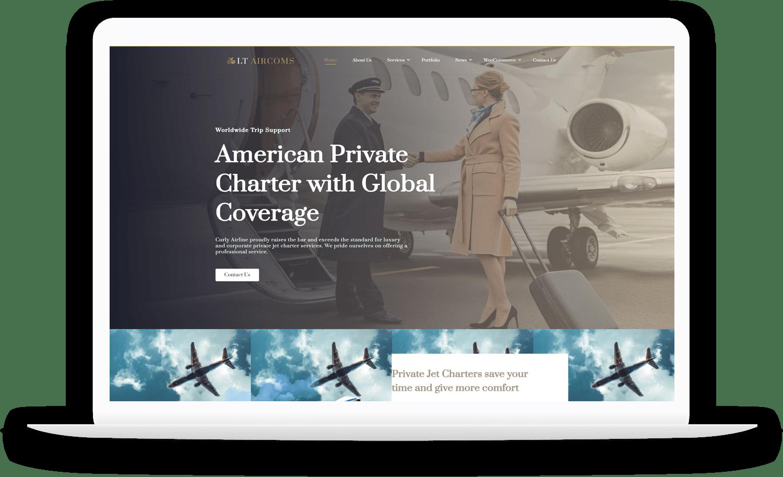 LT-Aircoms-wordpress-theme