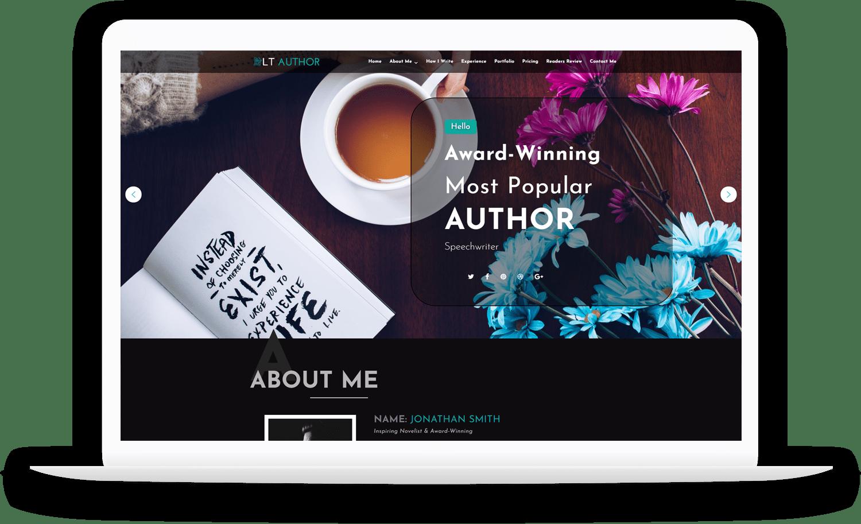 LT-Author-wordpress-theme