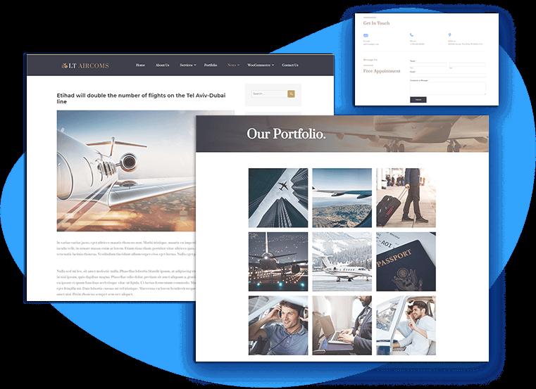 lt-aircoms-free-wordpress-theme-contact