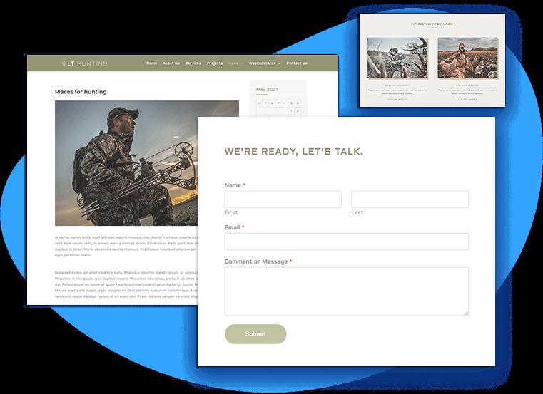 lt-hunting-free-wordpress-theme-contact
