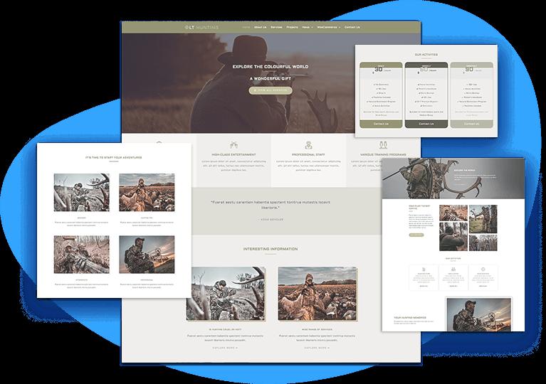 lt-hunting-free-wordpress-theme