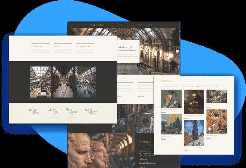 lt-museum-free-wordpress-theme-elementor