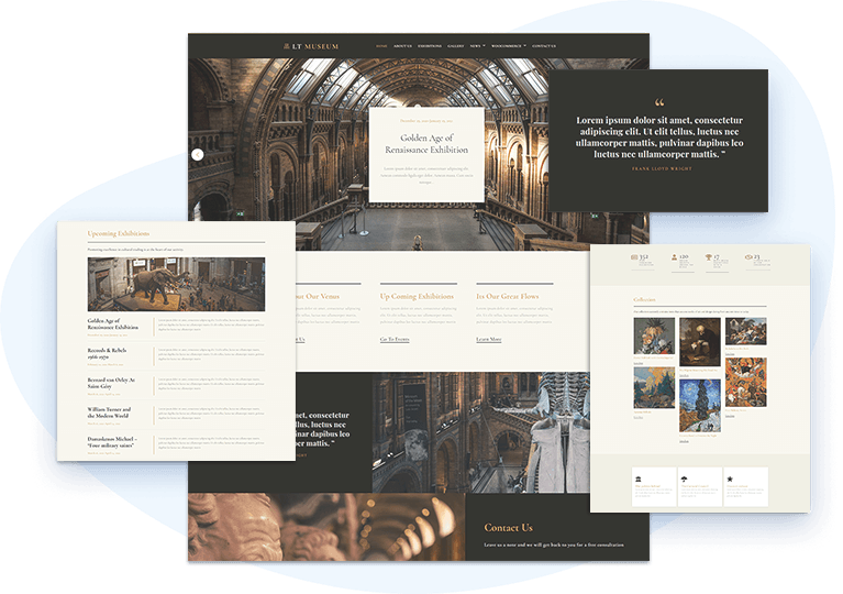 lt-museum-free-wordpress-theme