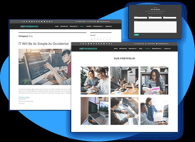 lt-web-free-wordpress-theme-contact