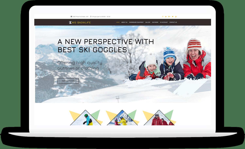 WS-Snowlife-wordpress-theme