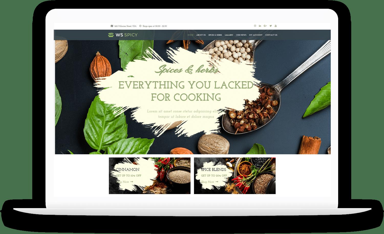 WS-Spicy-wordpress-theme