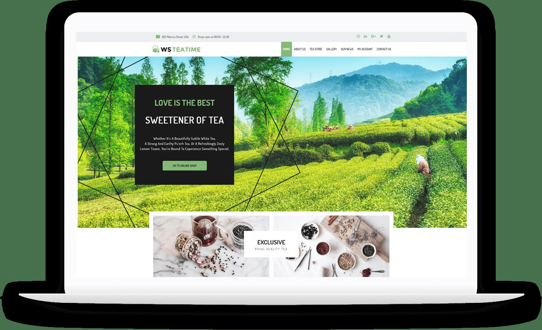 WS-Teatime-wordpress-theme