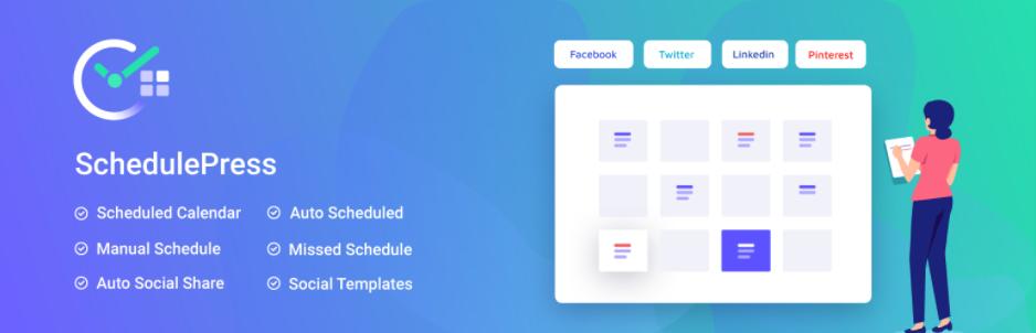 WP Scheduled Posts – Missed Schedule & Best Editorial Calendar