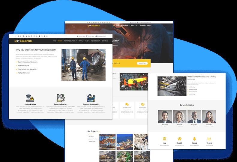 lt-industrial-free-wordpress-theme-elementor