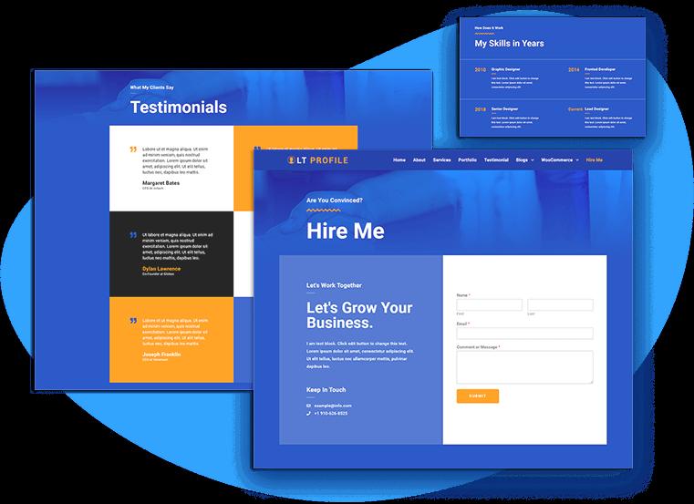 lt-profile-free-wordpress-theme-contact