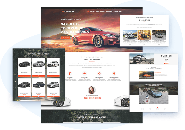 lt-salon-car-free-wordpress-theme