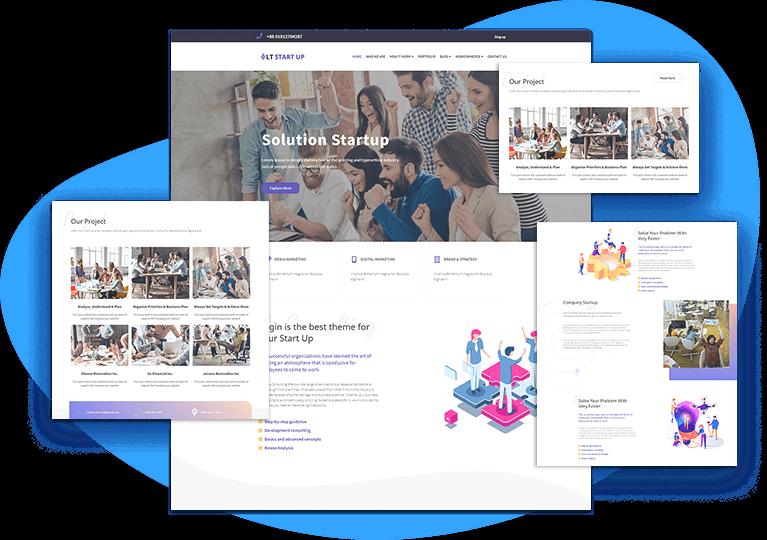 lt-startup-free-wordpress-theme