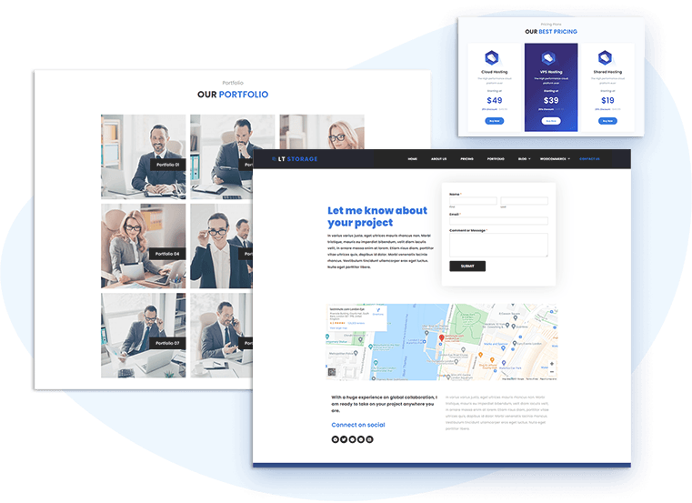 lt-storage-free-wordpress-theme-contact