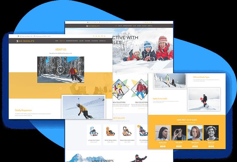 ws-snowliffe-free-wordpress-theme-elementor