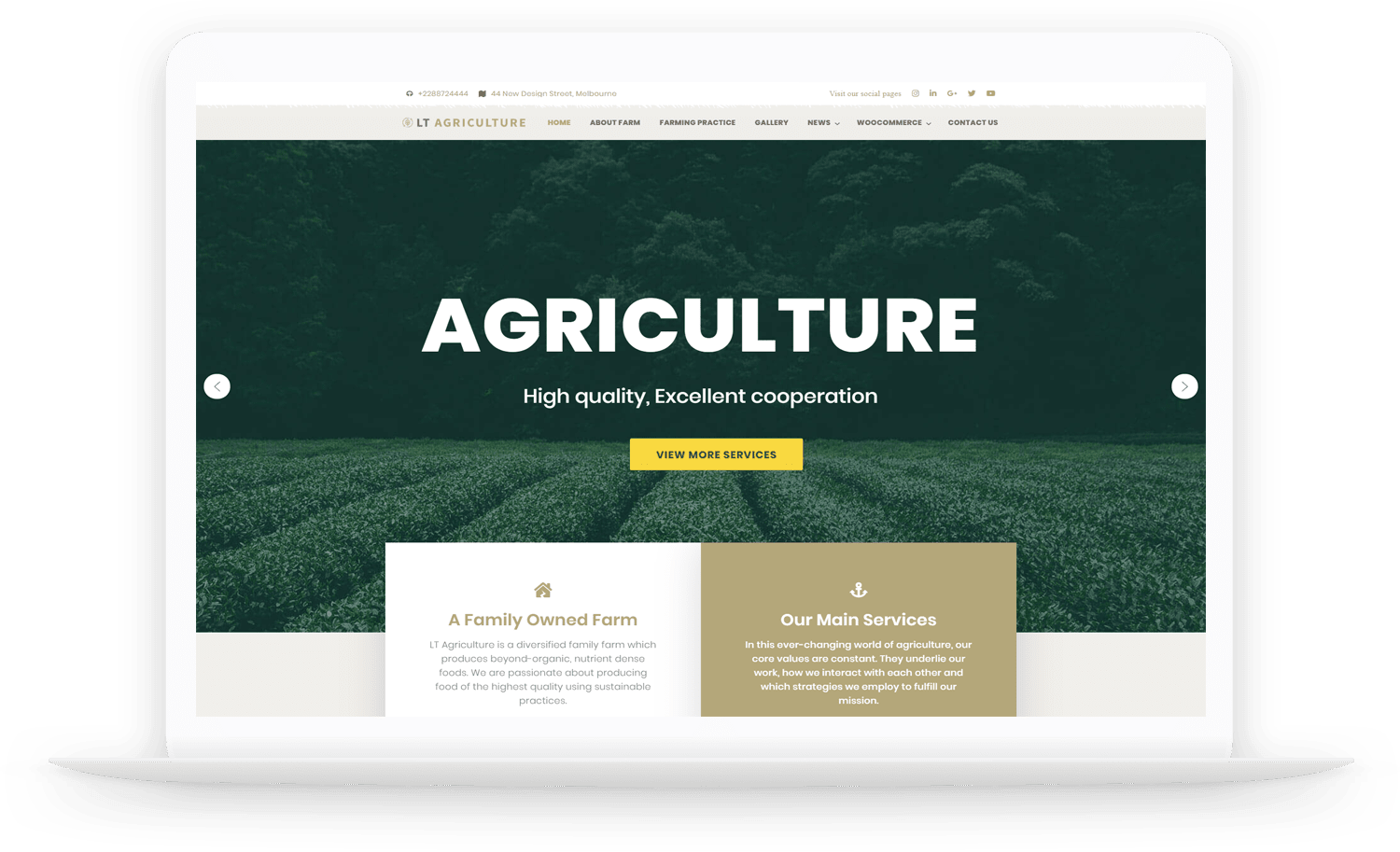 LT-Agriculture