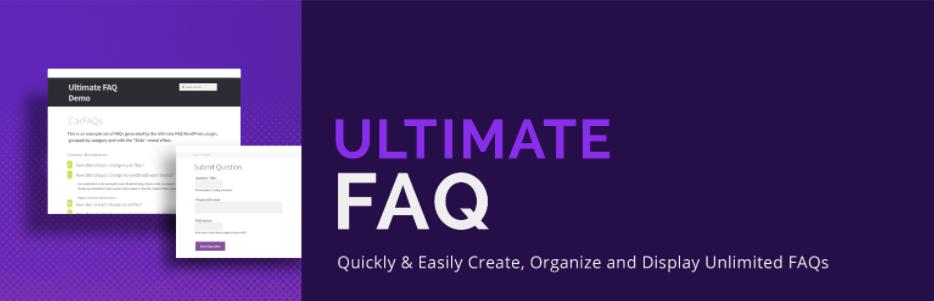 Ultimate FAQ